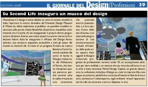 Giornale del design
